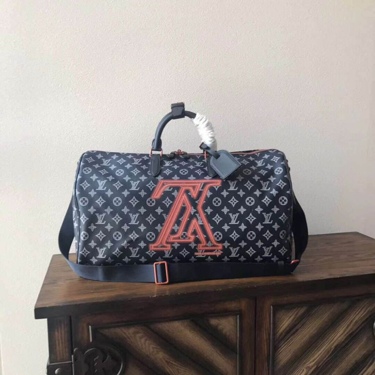 LV 2018LV Keepall 50 M43684 Travel Bags