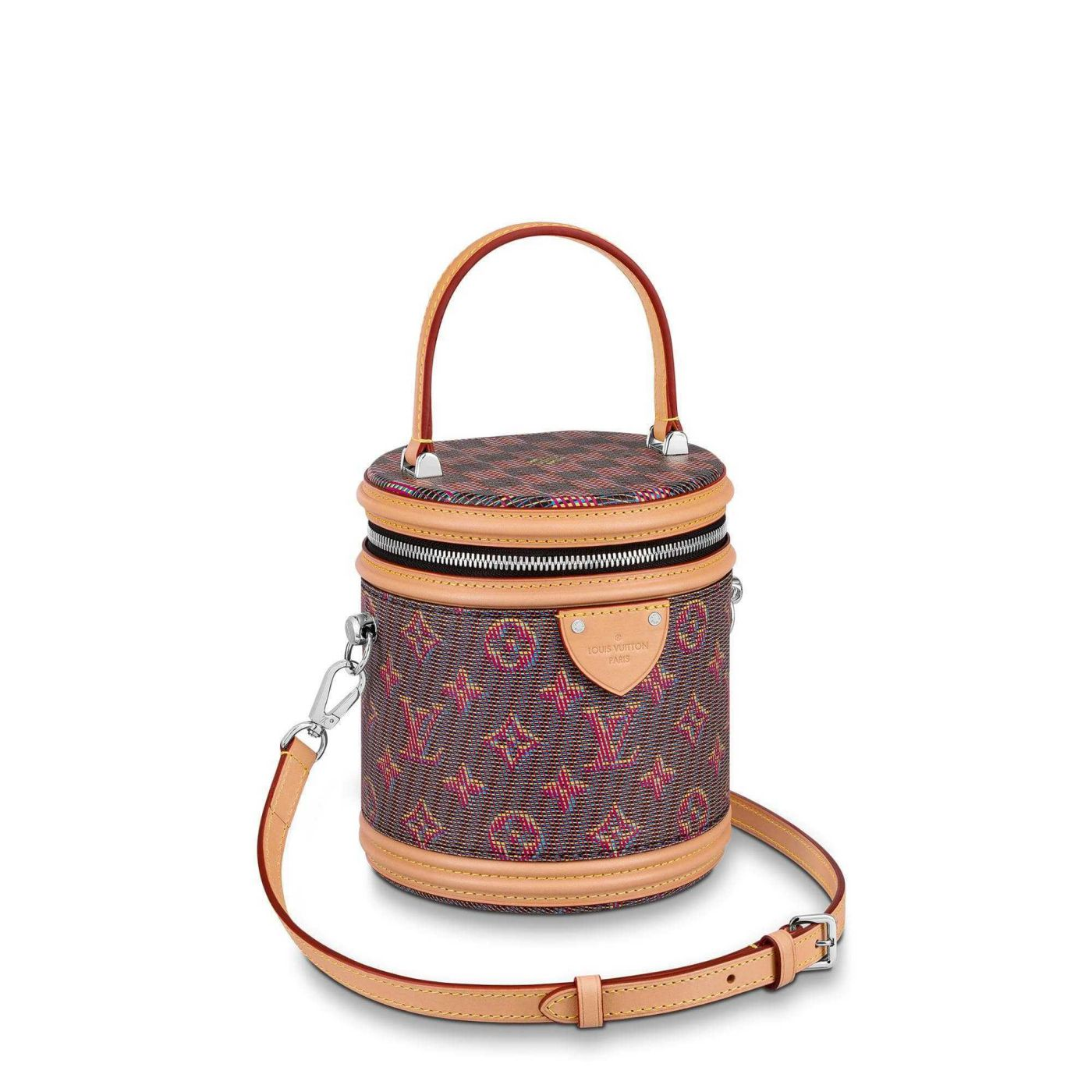 LV 2019 NEW CANNES Print M55457 Women Bucket Bags
