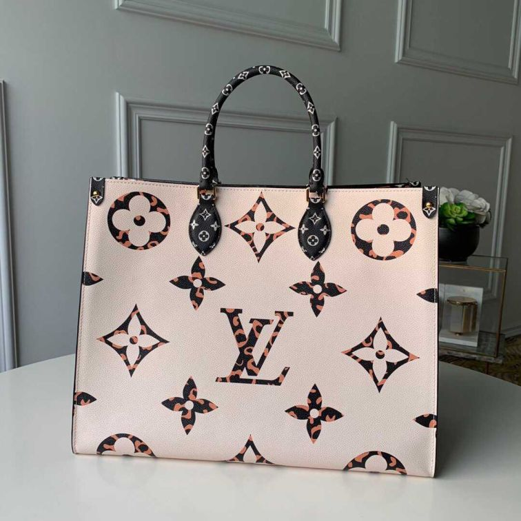 LV 2019 NEW ONTHEGO M44675 Women Tote Bags