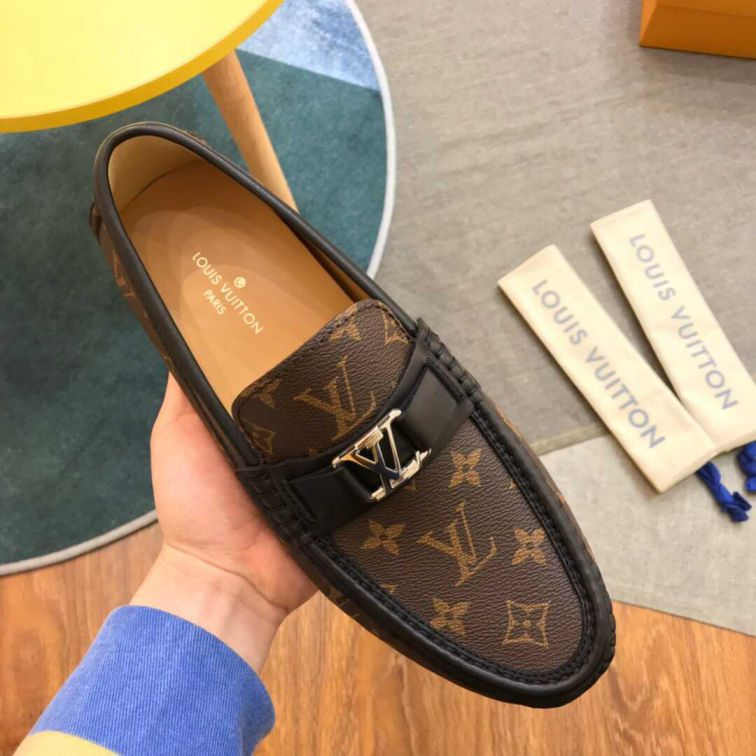 LV Monogram PVC Men Shoes