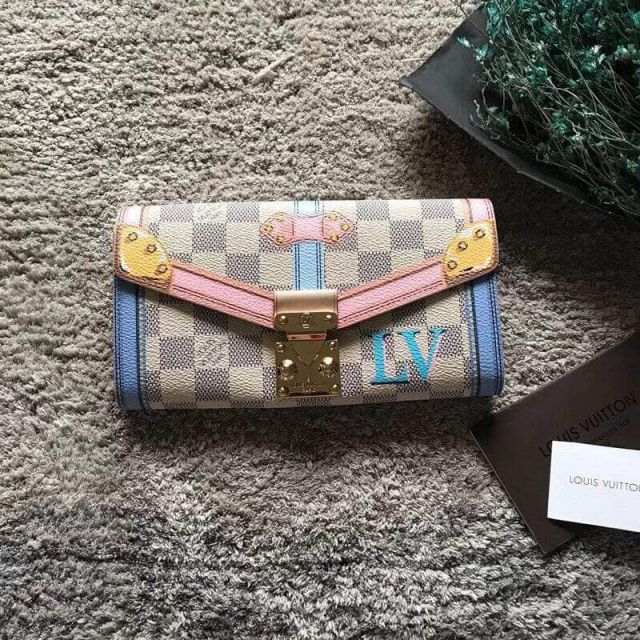 LV Wallets 18 SARAH N60119