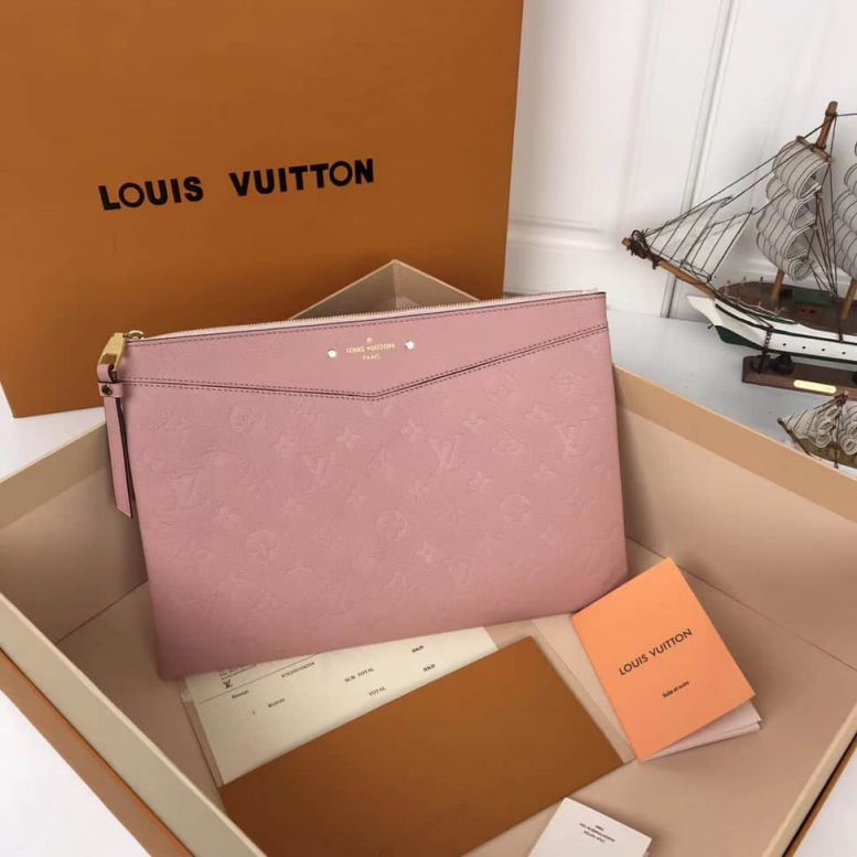 LV Clutch Bags 18 Daily M62938