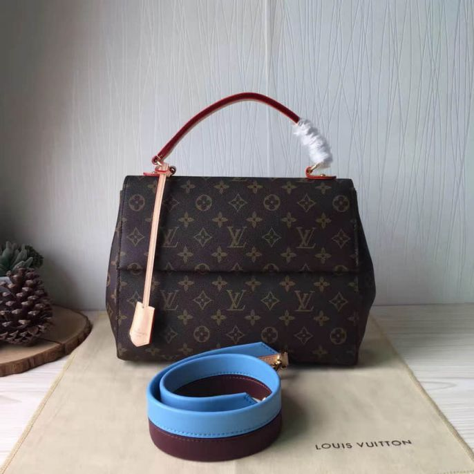 LV Shoulder Bags CLUNY M42735