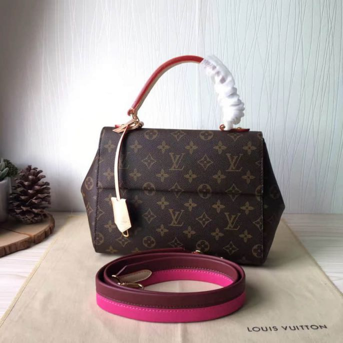 LV Shoulder Bags CLUNY M42738