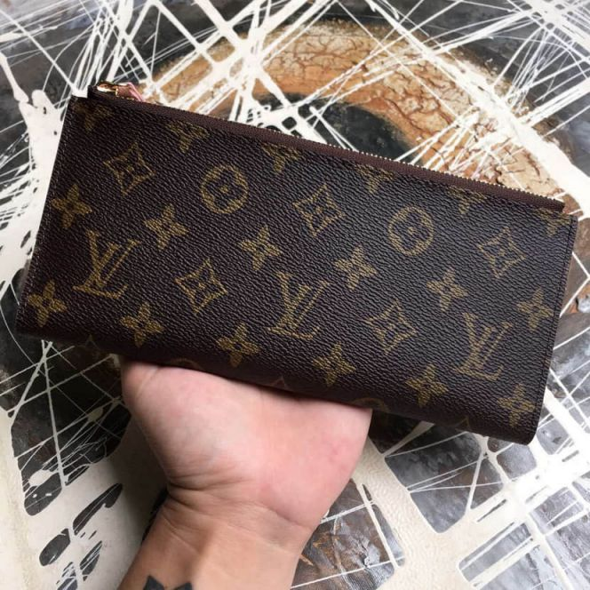 LV Wallets Monogram ADELE M61268