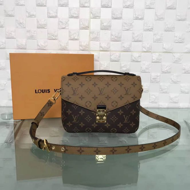 LV Sale Messenger Bag POCHETTE METIS M41465