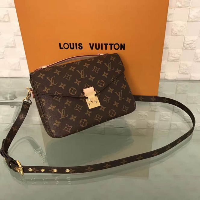 LV Shoulder Bags M40780 Metis Monogram Crossbody