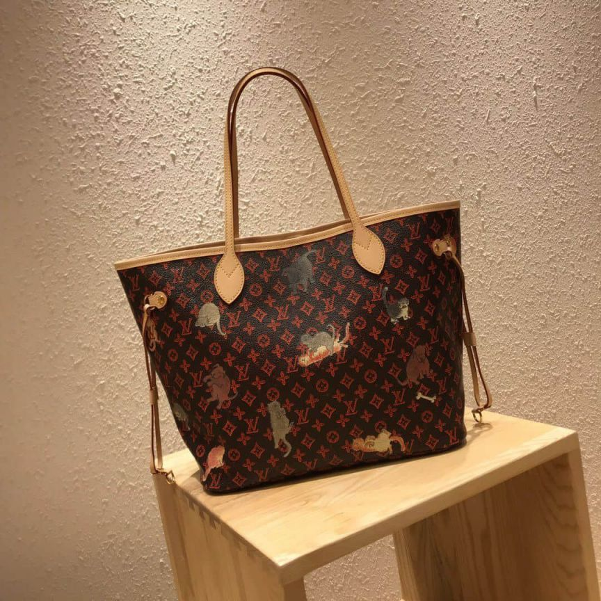 LV Shopping Bags 19 NEVERFULL M44441