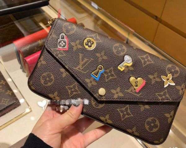 LV Shoulder Bags 19 FELICIE On Chain M63999