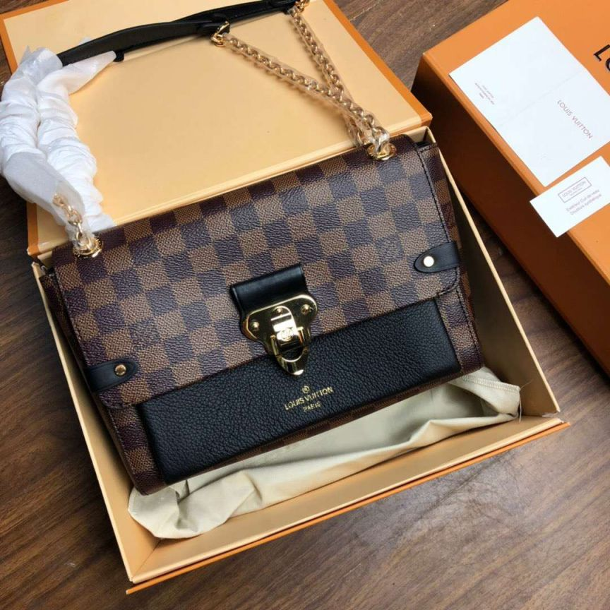LV Shoulder Bags Vavin On Chain N40108
