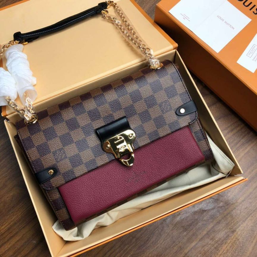 LV Shoulder Bags Vavin On Chain N40109