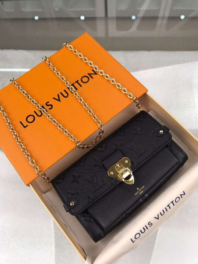 LV Shoulder Bags M63398 Chain On Chain