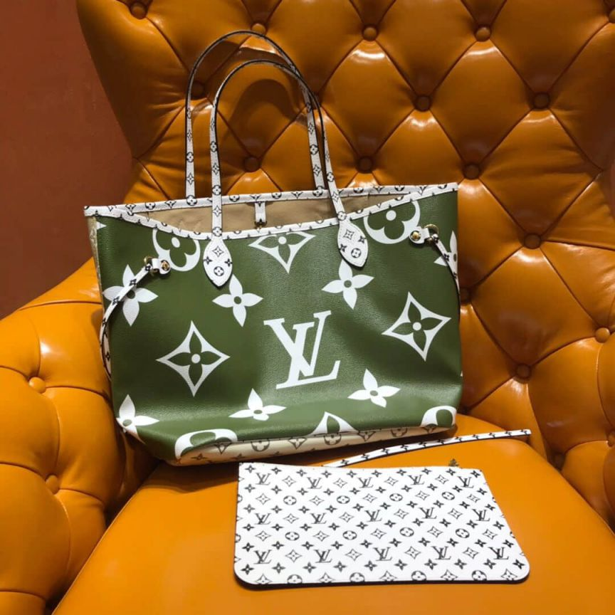 LV Shopping Bags 2019 NEVERFULL M44568