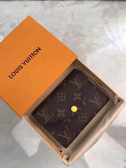 LV Wallets Monogram VICTORINE M41938