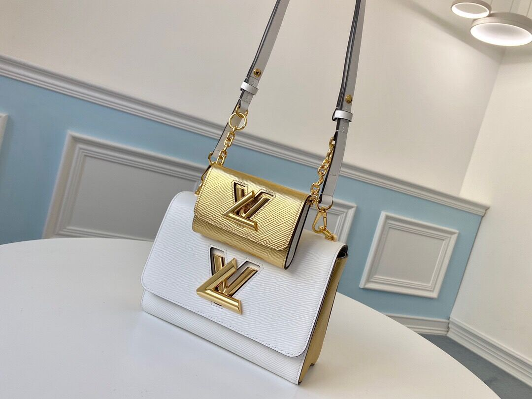 Louis Vuitton Twist PM and Twisty M55685