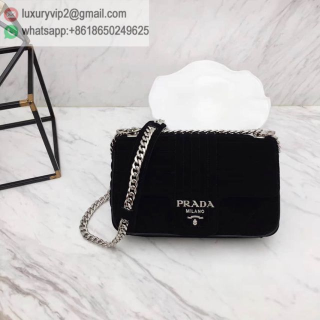 PRADA Chain 1BD108 Women Shoulder Bags