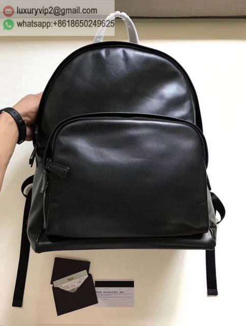 PRADA Leather Man 2VZ066 Men Backpack Bags