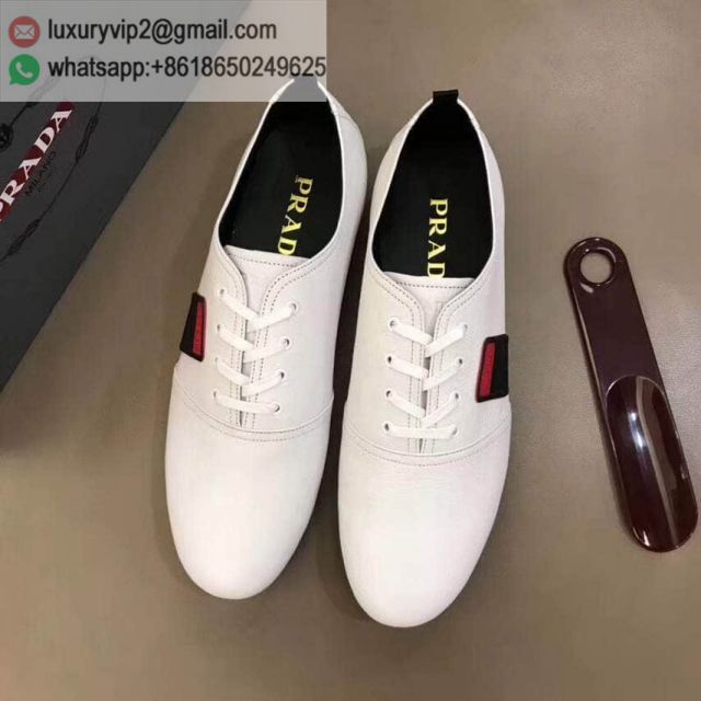 PRADA 2018 Causal Men Shoes