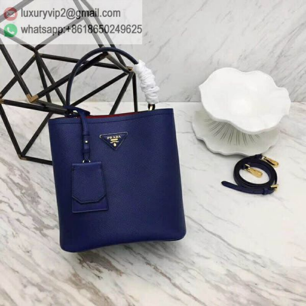 PRADA double 1BA212 Women Bucket Bags
