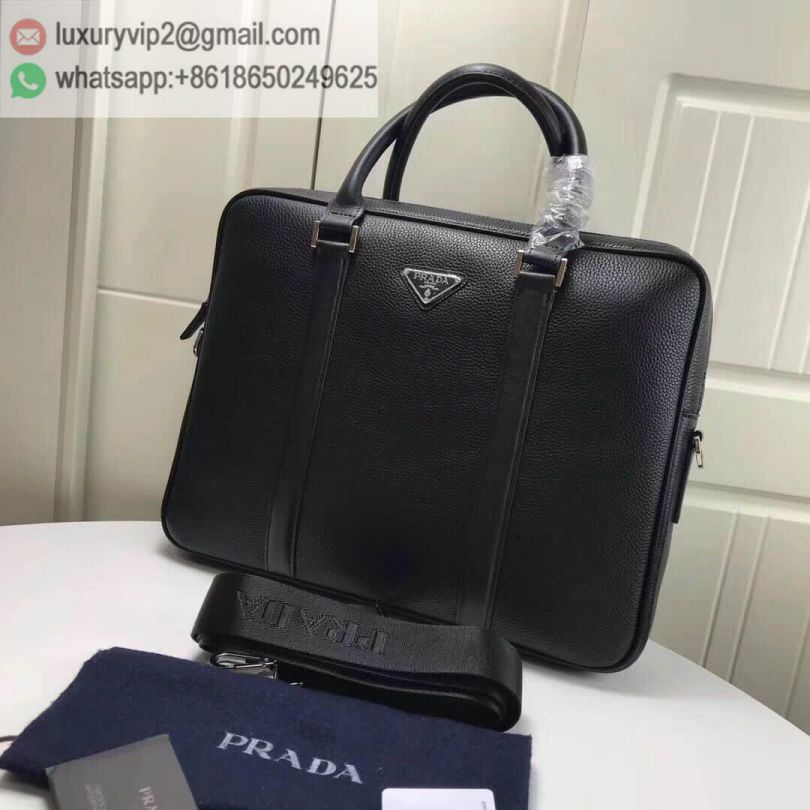 PRADA 2018 Briefcases Men Briefcases