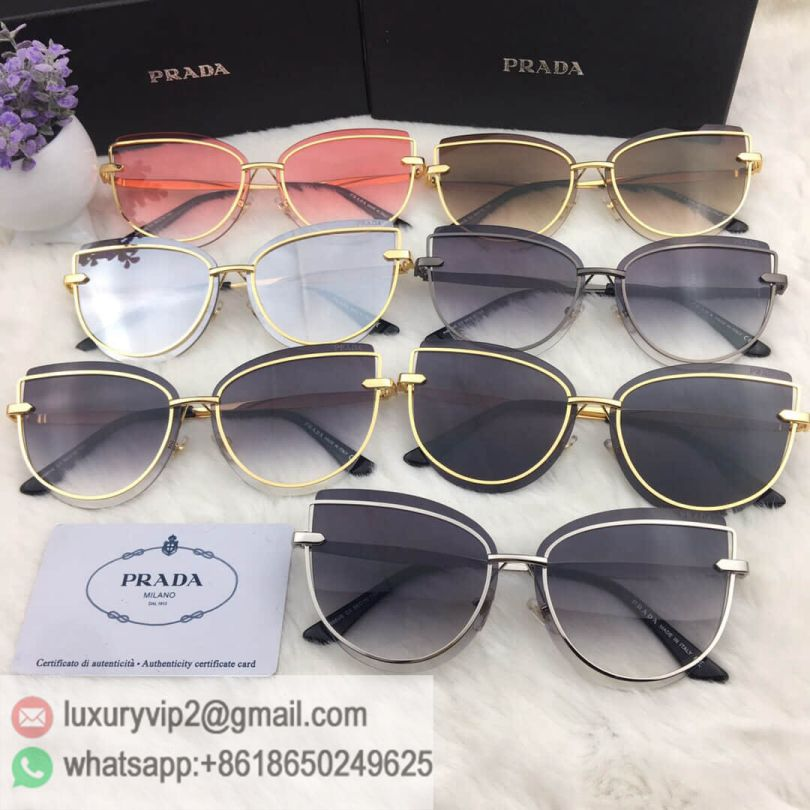 PRADA Polarized Unisex Sunglasses