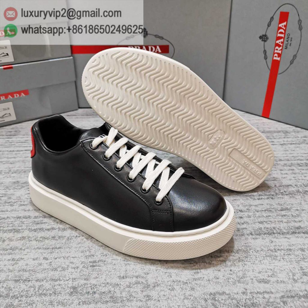 PRADA Montana Leather Men Sneakers
