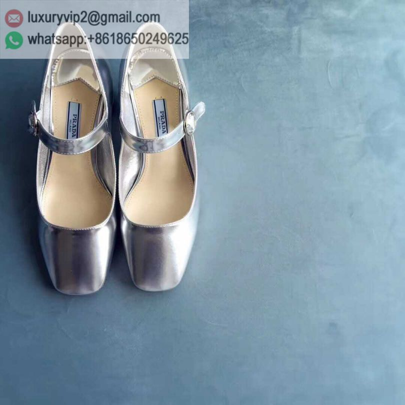 PRADA Patent Leather Women Shoes