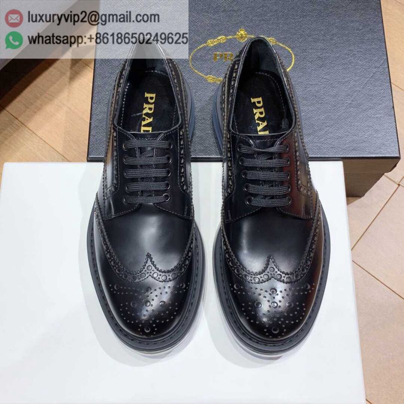PRADA 19ss Men Shoes