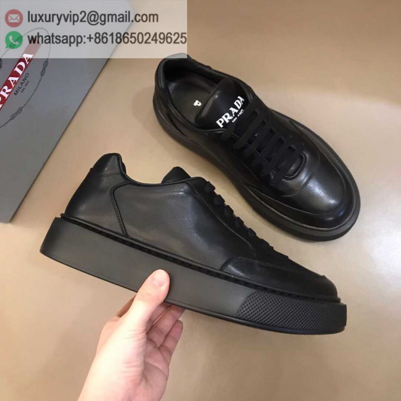 PRADA Platform Men Causal Shoes