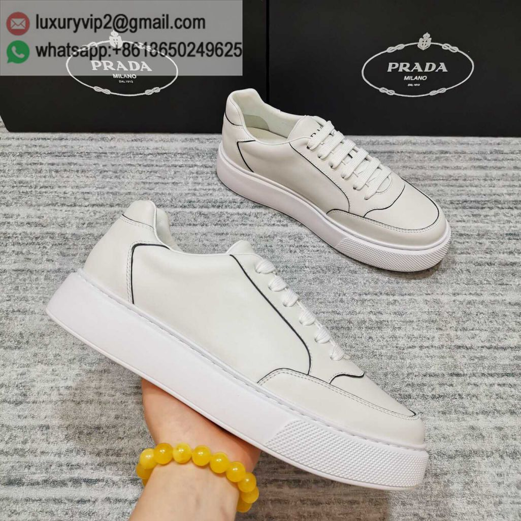 PRADA Montana LeatherPRADA Men Sneakers