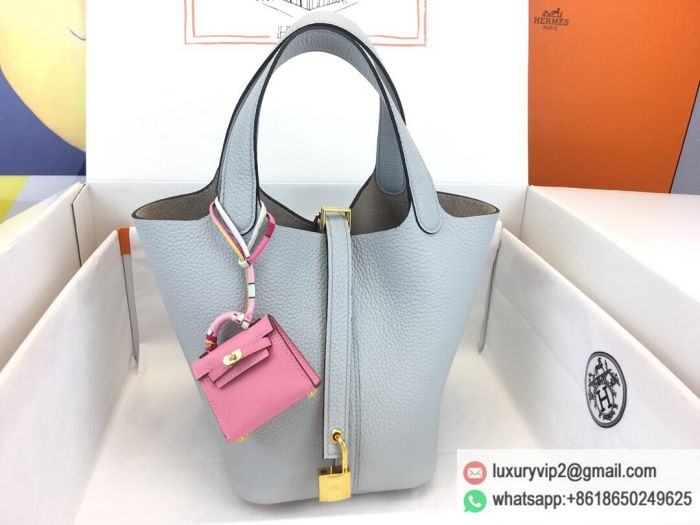 Hermes Picotin lock 18cm TO gold Bucket Bags
