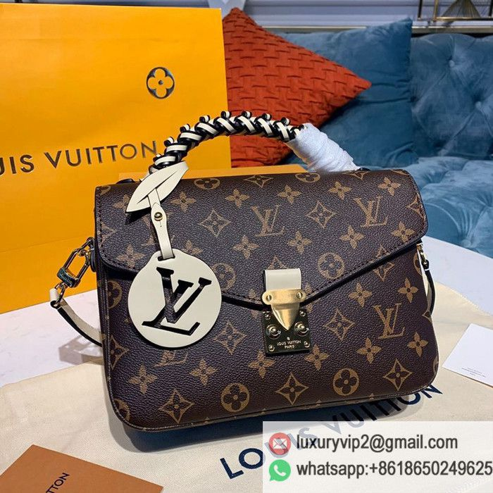 Louis Vuitton Monogram Canvas Pochette Metis M45152